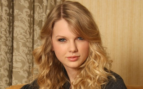 Taylor Swift wallpaper with a portrait titled t.swift
