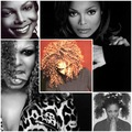 the albums and eras - janet-jackson fan art