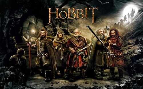 el señor de los anillos fondo de pantalla entitled the hobbit