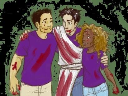 they killed octavian.......