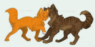Warrior Cat Couples 3 Images Wallpaper And Background Photos