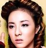 DARA 2NE1 photo containing a portrait called wave hair dara