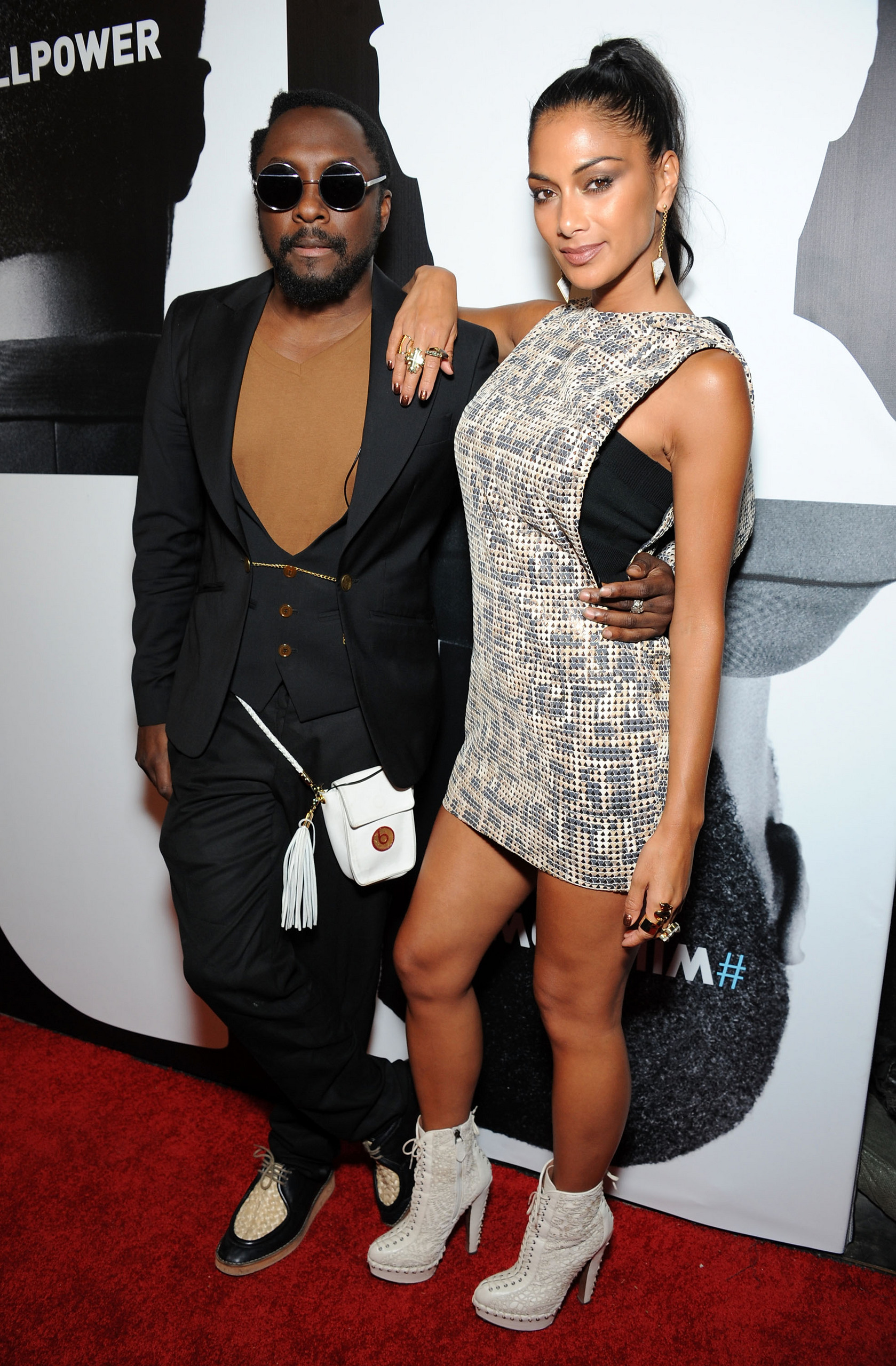 will.i.am Album Wrap Party [13 August 2012]