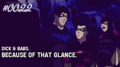 young justice - dick and babs - barbara-gordon-and-dick-grayson photo