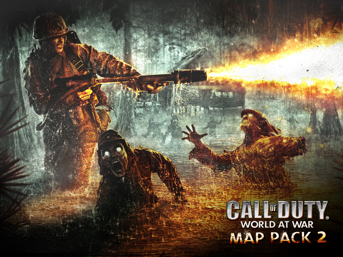 call of duty world at war zombies images zombies hd wallpaper and