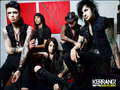 ☆ Black Veil Brides ★  - black-veil-brides wallpaper