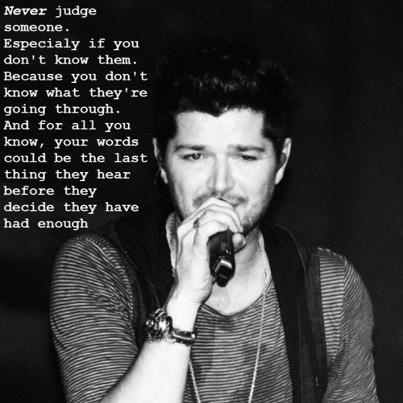 The Script Images ღ Danny Quote ღ Wallpaper And Background Photos 31971582