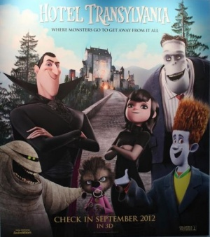 Hotel Transylvania kertas dinding probably with Anime called ☆ Hotel Transylvania Movie Posters ★