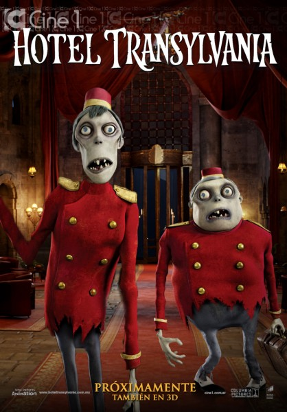 ☆ Hotel Transylvania Movie Posters ★