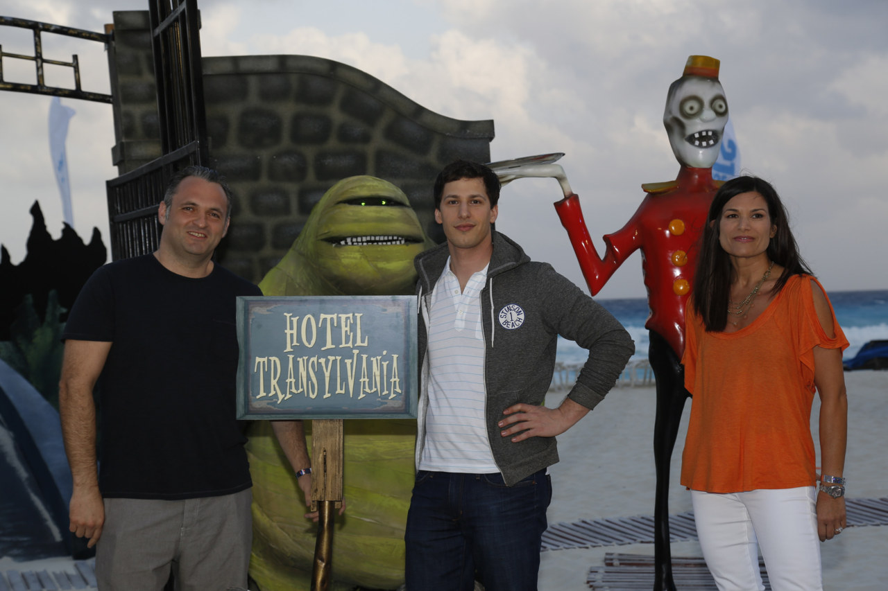 Hotel Transylvania cast pics ★ - Hotel Transylvania Photo ...
