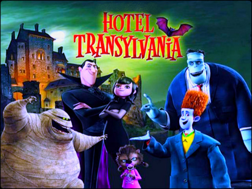 Hotel Transylvania kertas dinding possibly containing Anime titled ☆ Hotel Transylvania ★