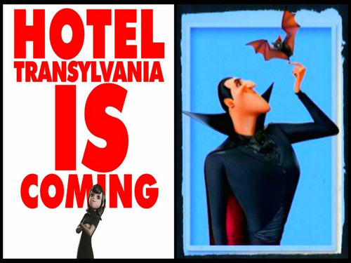 Hotel Transylvania Обои probably with Аниме called ☆ Hotel Transylvania ★