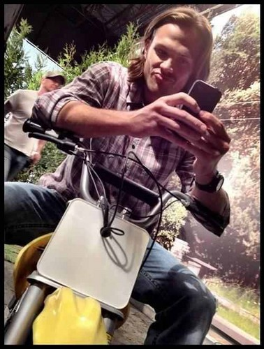 jared padalecki wallpaper entitled ★Jay★