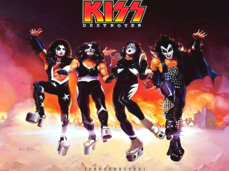 ★ Kiss Destroyer Resurrected ☆