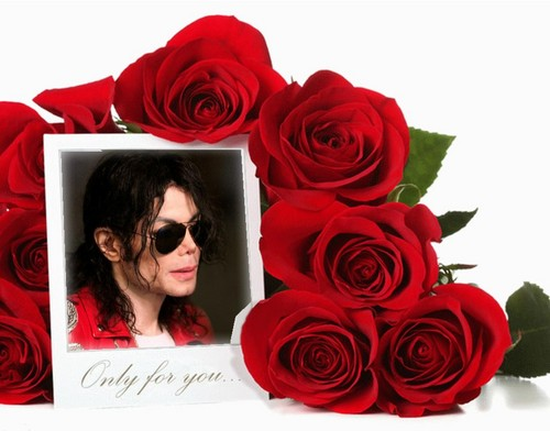 ♥ ♥ ♥ RED Ros FOR MICHAEL ♥ ♥ ♥