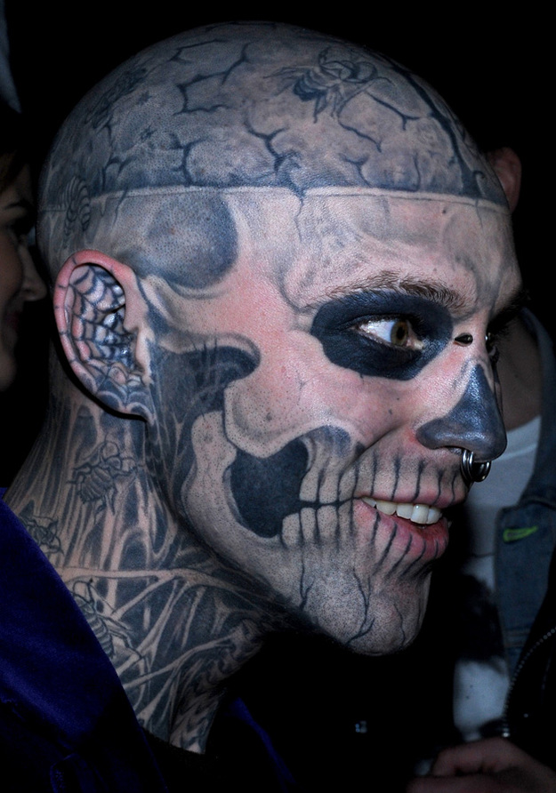 Rick Genest images Rick Genest wallpaper photos (31977108)