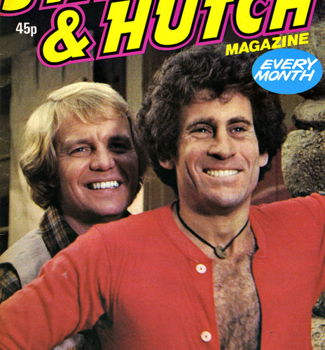 Starsky and Hutch (1975) Обои containing Аниме titled ☆ Starsky & Hutch ☆