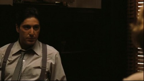 "The Godfather Trilogy پیپر وال possibly with a business suit entitled ""The Godfather"""