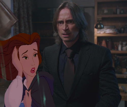 """Um, excuse me? Are u Mr. Gold?"""