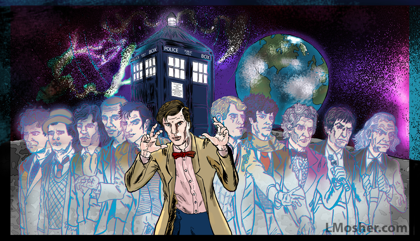 11 Doctors wallpaper