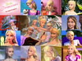 12 Barbie Princesses