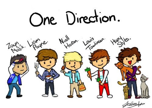1D (cartoon version)