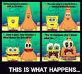 1D - spongebob-squarepants fan art