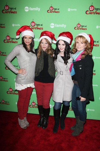 2011 ABC Family 25 Days Of navidad Winter Wonderland