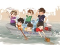 2pm - 2pm fan art