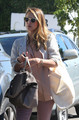 A Blonde Jessica Alba Shops In Beverly Hills [August 27, 2012] - jessica-alba photo
