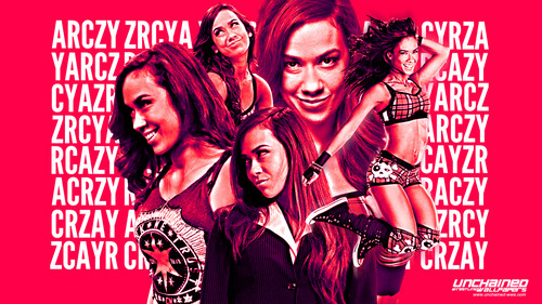 WWE wallpaper containing anime entitled AJ Lee