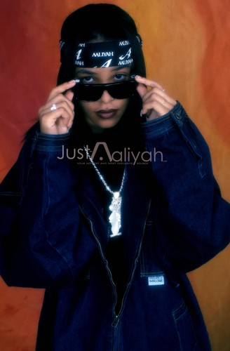 Aaliyah wallpaper entitled Aaliyah Exclusive! Just-Aaliyah.Net