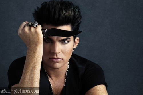 Adam Lambert wallpaper probably containing a portrait titled Adam Lambert<3