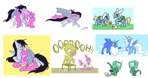Adventure Ponies!