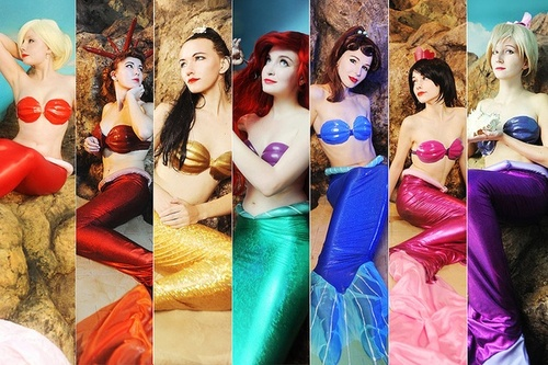 Aiel Sisters - disney-princess Photo
