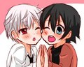 Akise and Yukki