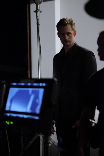 Alexander Skarsgard Bangtan Boys photo Encounter CK