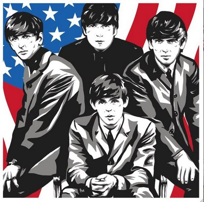 The Beatles Images Allison Lefcort Art Wallpaper And Background Photos