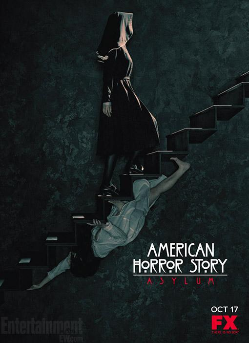 american horror story poster asylum