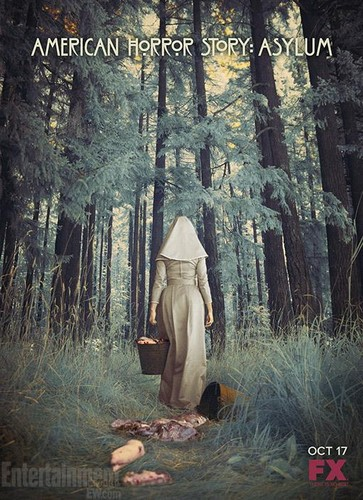 American Horror Story - Season 2 - Promotional Poster