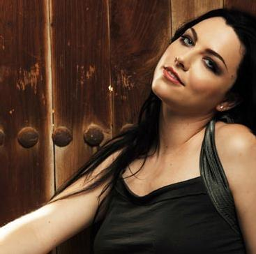 Amy Lee wallpaper possibly with attractiveness, a chemise, and a portrait called Amy <3
