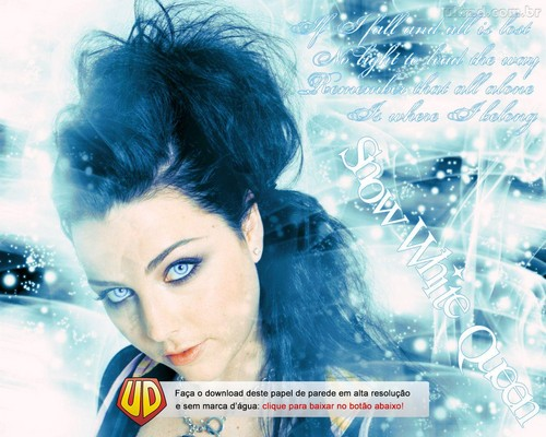 Amy Lee wallpaper titled Amy <3