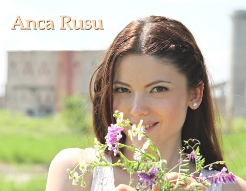 Anca Rusu romanian TV women romanians