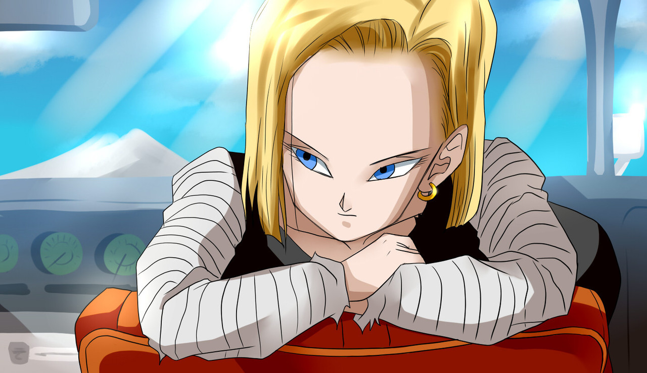 Android 18 [HD]