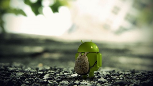 Android on the road