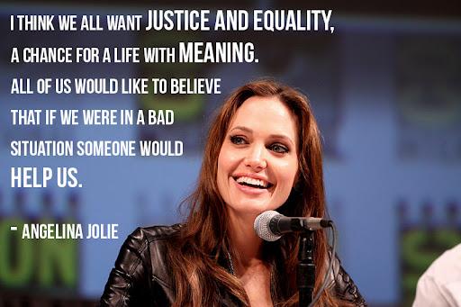 Angelina Jolie Angei s quotes