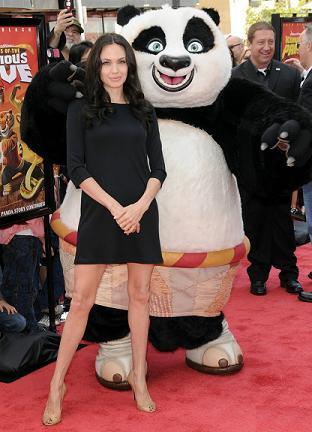 Angelina Jolie Kung Fu Panda