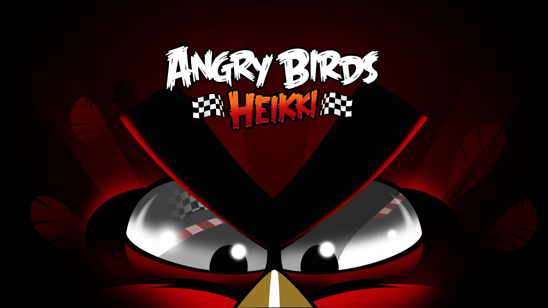 Angry Birds Heikki - Angry Birds Wallpaper (31914411) - Fanpop