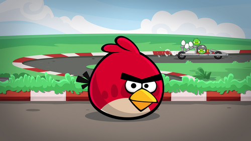 angry birds wallpaper possibly with animê entitled Angry Birds Heikki