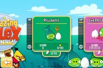 Angry Birds Piglantis
